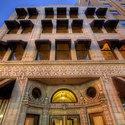 Scarritt Arcade Building near 9th and Walnut, downtown Kansas City, Missouri.