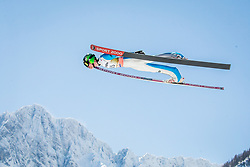 Anze Semenic of Slovenia during the Ski Flying Hill Individual Qualification at Day 1 of FIS Ski Jumping World Cup Final 2018, on March 22, 2018 in Planica, Ratece, Slovenia. Photo by Ziga Zupan / Sportida