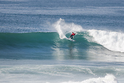 October 12, 2017 - Current World No.5 on the Jeep Leaderboard Owen Wright of Australia advances to Round Three of the 2017 Quiksilver Pro France after defeating defending event champion Keanu Asing of Hawaii in Heat 2 of Round Two at Hossegor. (Credit Image: © WSL via ZUMA Press)
