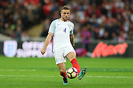 Jordan Henderson of England in action. FIFA World cup qualifying match, european group F, England v Malta at Wembley Stadium in London on Saturday 8th October 2016.<br /> pic by John Patrick Fletcher, Andrew Orchard sports photography.
