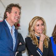 NLD/Amsterdam/20170201 -  Lancering All You Need Is Love Magazine, Wendy van Dijk en Robert ten Brink