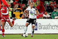 Fotball Kvinner<br /> NM Finale Cupfinale<br /> Bislett Stadion 11.11.06<br /> Foto: Kasper Wikestad<br /> <br /> Asker - Røa<br /> Leni Laursen Kaurin - Asker