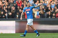 Napoli and AC Sampdoria - 23 December 2017