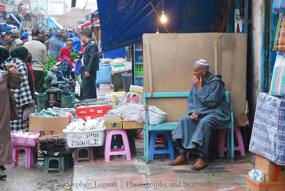Market, Essaouira. Morocco