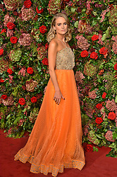 © Licensed to London News Pictures. 18/11/2018. London, UK. Cressida Bonas attends the 64th Evening Standard Theatre Awards held at the Theatre Royal, Dury Lane. Photo credit: Ray Tang/LNP