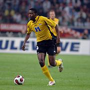 NLD/Amsterdam/20060928 - Voetbal, Uefa Cup voorronde 2006, Ajax - IK Start, Bala Armed Barba