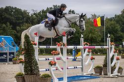 Vernaet Frederic, BEL, Born To Win AP Z<br /> Belgisch Kampioenschap Jumping  <br /> Lanaken 2020<br /> © Hippo Foto - Dirk Caremans<br /> 03/09/2020