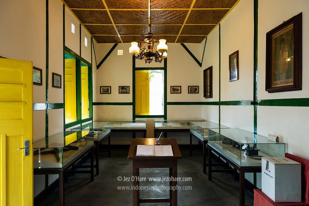 Rumah Pengasingan Bung Karno di Ende, Flores, Nusa Tenggara Timur, Indonesia