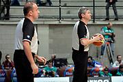 DESCRIZIONE : Final Eight Coppa Italia 2015 Desio Quarti di Finale Dinamo Banco di Sardegna Sassari - Vanoli Cremona<br /> GIOCATORE : Luigi Lamonica arbitro<br /> CATEGORIA : arbitro<br /> SQUADRA : arbitro<br /> EVENTO : Final Eight Coppa Italia 2015 Desio<br /> GARA : Dinamo Banco di Sardegna Sassari - Vanoli Cremona<br /> DATA : 20/02/2015<br /> SPORT : Pallacanestro <br /> AUTORE : Agenzia Ciamillo-Castoria/Max.Ceretti