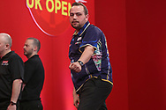 Jose Justicia during the Ladrokes UK Open 2019 at Butlins Minehead, Minehead, United Kingdom on 1 March 2019.