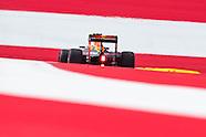 Formula 1 Austrian GP Second Practise 010716
