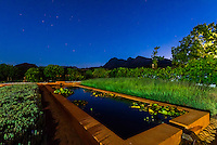 Babylonstoren, a Cape Dutch style hotel set in a 500 acre working farm, near Paarl, Cape Winelands, near Cape Town, South Africa.