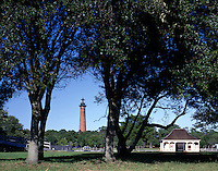 AA03458-01...NORTH CAROLINA - Currituck Lighthouse in the Outer Banks.