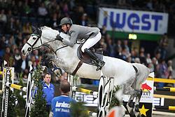 Beerbaum Ludger, (GER), Chiara<br /> Grand Prix of Stuttgart <br /> Longines FEI World Cup<br /> Stuttgart - German Masters 2015<br /> © Hippo Foto - Stefan Lafrentz