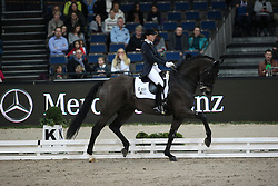 Stremler Beata, (POL), Rubicon D<br /> Grand Prix Special<br /> Reem Acra FEI World Cup Dressage<br /> Stuttgart - German Masters 2015<br /> © Hippo Foto - Stefan Lafrentz