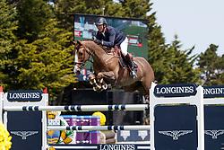 Delaveau Patrice, FRA, Aquila Hdc<br /> Grand Prix Longines Ville de La Baule 2018<br /> © Dirk Caremans<br /> 18/05/2018