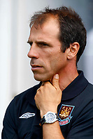 Fotball<br /> Italia<br /> Foto: Colorsport/Digitalsport<br /> NORWAY ONLY<br /> <br /> Gianfranco Zola Manager of West Ham <br /> <br /> Pre-Season Friendly Grays Athletic v West Ham United <br /> at The New Recreation Ground 12/07/2009