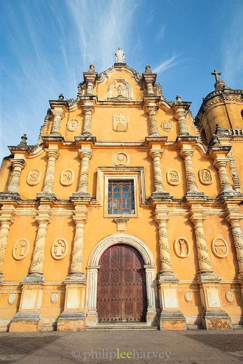 La Recoleccion Church in Leon, Nicaragua