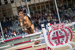 Stockdale Tim, GBR, Miss Fritz<br /> Rolex Grand Prix Jumping<br /> Royal Windsor Horse Show<br /> © Hippo Foto - Jon Stroud