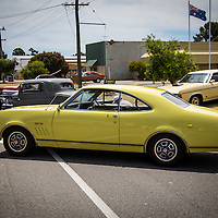 Holden Monaro GTS.