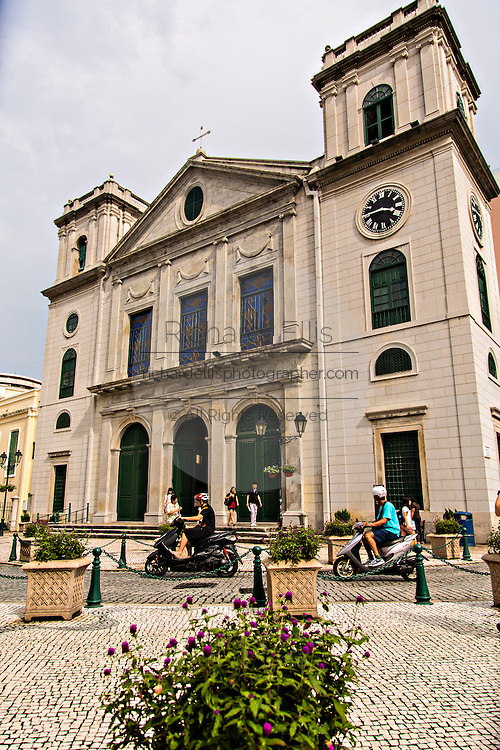 St. Augustine Catholic Church Macau.