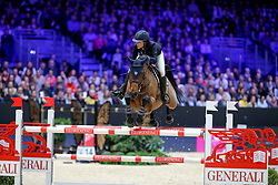 Springsteen Jessica, USA, RMF Zecillie<br /> LONGINES FEI Jumping World Cup™ - Lyon 2019<br /> © Hippo Foto - Julien Counet<br /> 03/11/2019