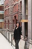 Toronto - Portrait Architect  Meika McCunn - Royal Conservatory of Music