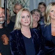 NLD/Amsterdam/20181023 - Boekpresentatie Antoinette Scheulderman, Jochem Bouwens, Eva Jinek en Antoinette