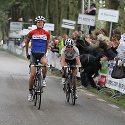 Marianne Vos wint de eerste etappe Neerijnen-Ophemert in de Holland Ladies Tour