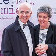 NLD/Amsterdam/20170924 - Première Was Getekend, Annie M.G. Schmidt, frits Spits en partner