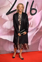 Elisabeth Murdoch attending The Fashion Awards 2016 at The Royal Albert Hall in London. <br /> <br /> Picture Credit Should Read: Doug Peters/ EMPICS Entertainment