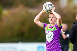 Poppy Pattinson of Bristol City - Mandatory by-line: Ryan Hiscott/JMP - 14/10/2018 - FOOTBALL - Stoke Gifford Stadium - Bristol, England - Bristol City Women v Birmingham City Women - FA Women's Super League 1