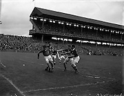 28/07/1957<br /> 07/28/1957<br /> 28 July 1957<br /> All-Ireland Senior Semi-Final: Tipperary v Galway at Croke Park, Dublin.