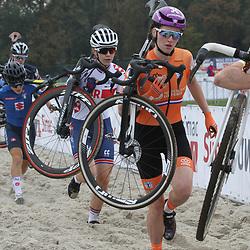 08-11-2020: Wielrennen: EK Veldrijden: Rosmalen: Susanne Meistrok