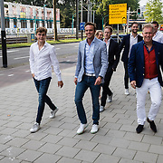 NLD/Amsterdam/20160830 - Nieuw TAG Hauer horloge, Guido van der Garde