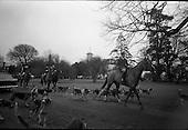 1966-28/12 Kildare Foxhounds
