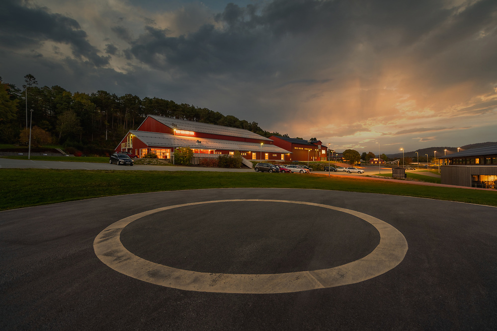 Rissahallen er en idrettshall i Indre Fosen kommune, Trøndelag.
