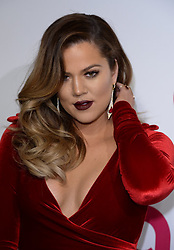 File photo dated 02/03/14 of Khloe Kardashian, who has explained why she wanted Tristan Thompson to be in the delivery room while she gave birth to their first daughter days after he allegedly cheated.