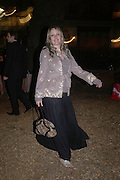 Bay Garnett. Topshop Fashion Show and party. Berkeley Sq. London. 19  September 2005. ONE TIME USE ONLY - DO NOT ARCHIVE © Copyright Photograph by Dafydd Jones 66 Stockwell Park Rd. London SW9 0DA Tel 020 7733 0108 www.dafjones.com