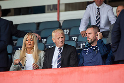 Gordon Strachan. Dundee 1 v 0 Ayr United, Scottish Championship game played 10/8/2019.