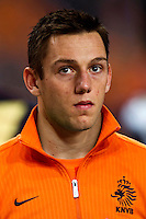 Football Fifa Brazil 2014 World Cup / <br /> Netherlands National Team - <br /> Stefan De Vrij  of Netherlands