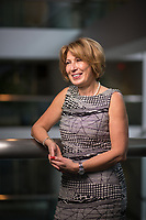 Dr. Mona Nemer, the new chief science advisor for Canada, met us for an interview on October 19th 2017 in her new offices, which were still mostly empty, but a stone's throw away from Parliament.