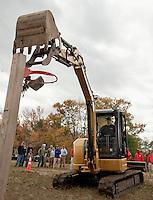 Petal Pushers Contractors Appreciation Rodeo on October 18, 2010.