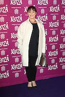 Arlene Phillips, Cirque du Soleil: Kooza - press night, Royal Albert Hall, London UK, 06 January 2015, Photo by Richard Goldschmidt