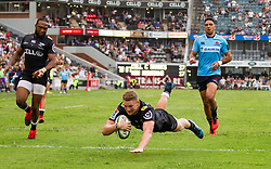 Durban. 030318. Durban. 030318. Robert du Preez of the Sharks  during the Super Rugby match between Cell C Sharks and Waratahs at Kings Park on March 03, 2018 in Durban, South Africa. Picture Leon Lestrade/African News Agency/ANA