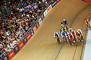 MenElimination Race, Illustration, during the Track Cycling European Championships Glasgow 2018, at Sir Chris Hoy Velodrome, in Glasgow, Great Britain, Day 6, on August 7, 2018 - Photo luca Bettini / BettiniPhoto / ProSportsImages / DPPI<br /> - Restriction / Netherlands out, Belgium out, Spain out, Italy out -