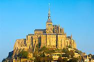 Mont Saint-Michel Abbey - Brittany - France