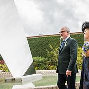 20170916 Beatrix bij 25 jarig museum de Pont