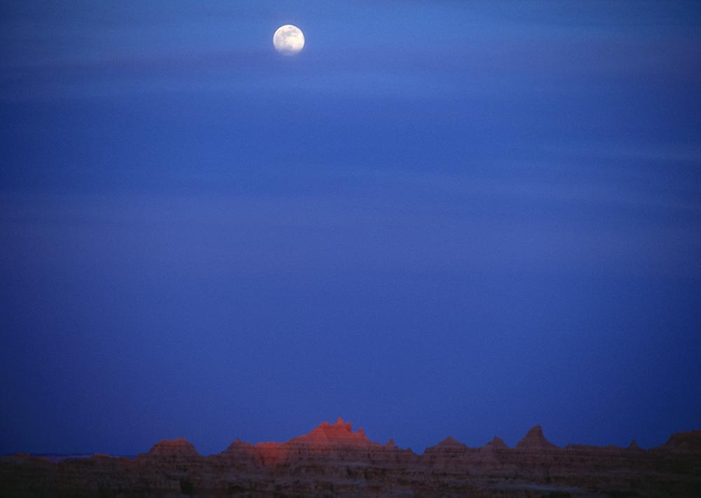 Badlands National Park, South Dakota,USA