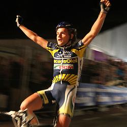 Sportfoto archief 2011<br /> Rob Ruygh wint de profronde van Almelo 2011